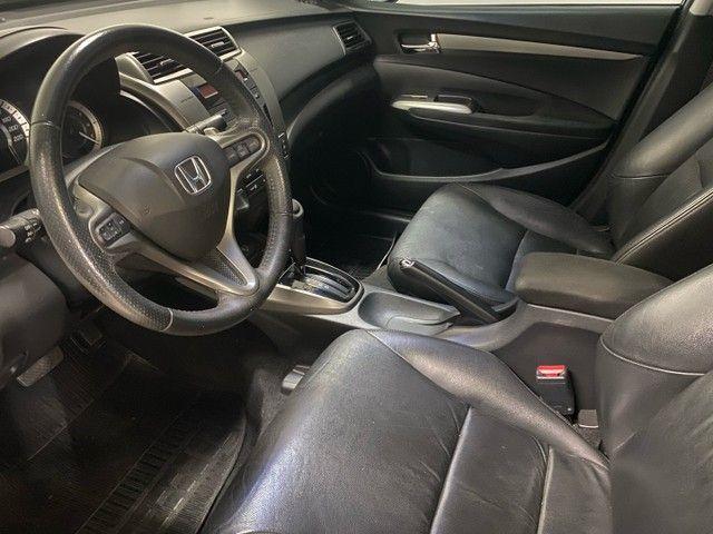 Honda City EX 1.5  2013 Automático  - Foto 8