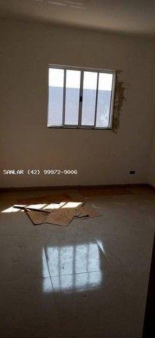 Casa para Venda em Ponta Grossa, Campo Belo, 2 dormitórios, 1 banheiro, 2 vagas - Foto 5