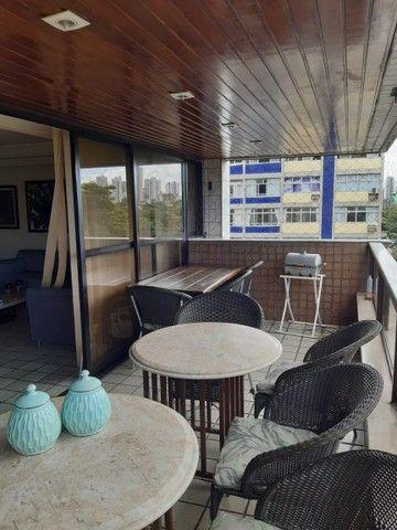 Apartamento na Avenida Beira Rio (Madalena), com 350m², 4 quartos (3 suítes) e 3 vagas de  - Foto 6