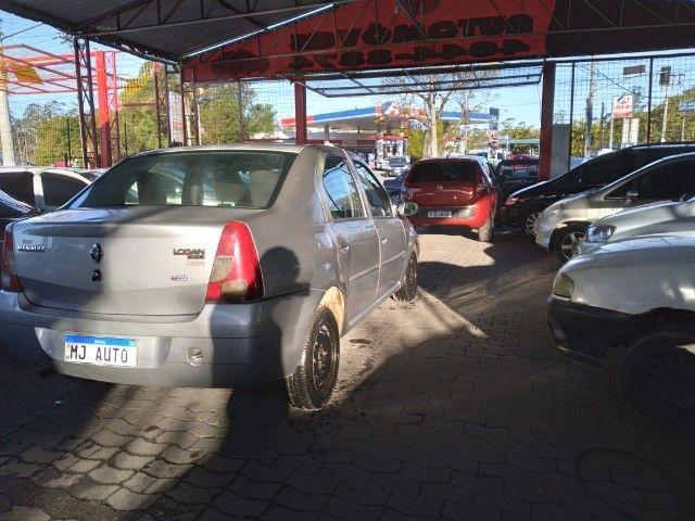 Renault Logan 1.0 16v Expression  2009 - Foto 4