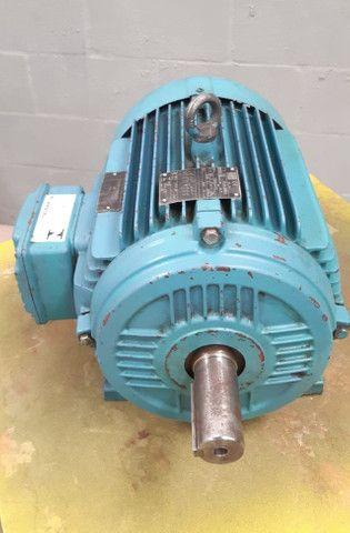 Motor WEG 12,5 CV - Foto 5
