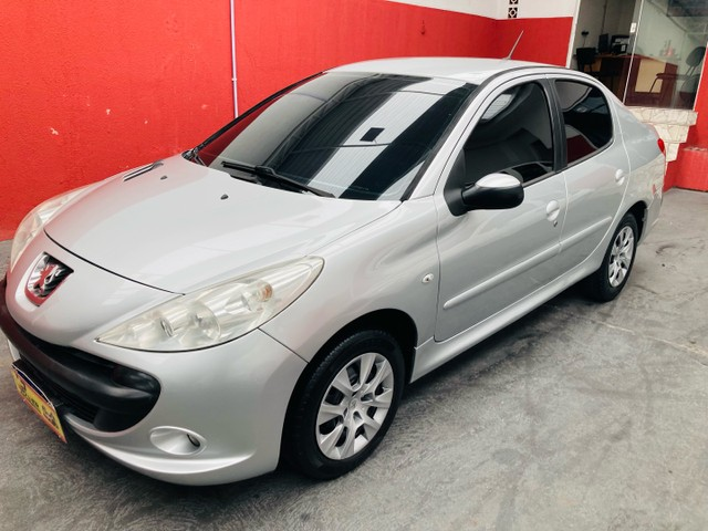 207 passion 1.4 xrs  2010 completo