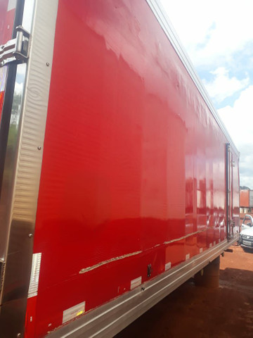 Baú frigorífico 7.50m motor a diesel - Foto 10