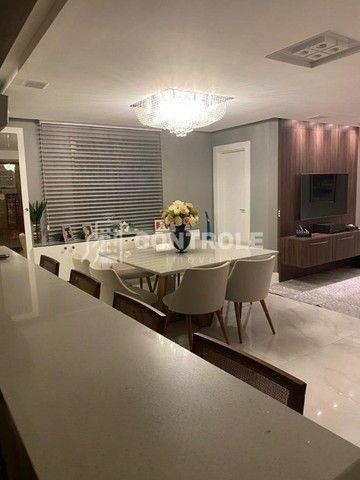 (R.O)Apartamento com 03 dormitórios, 02 vagas no Balneário do Estreito em Florianópolis. - Foto 5