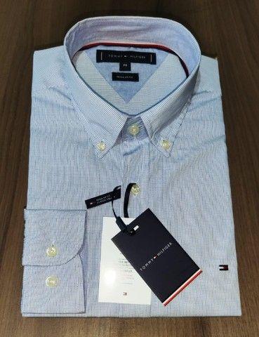 Camisas Sociais Tommy Hilfiger - Foto 2