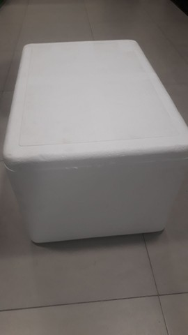 Caixa de Isopor 110 Litros - Foto 3