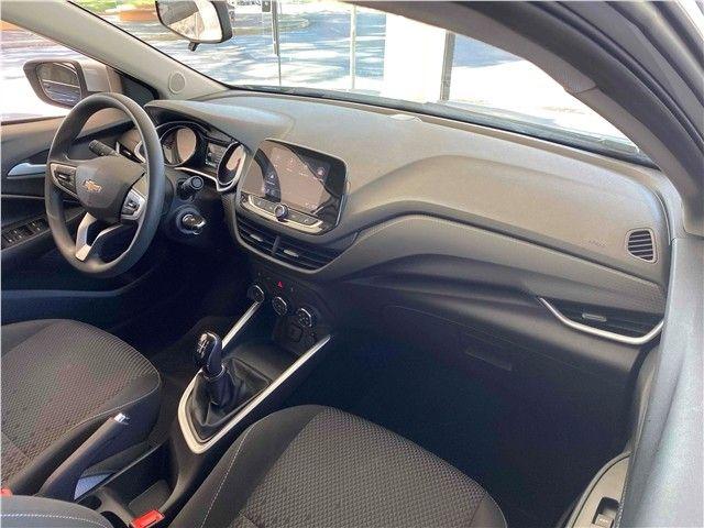 Chevrolet Onix 2020 1.0 flex plus lt manual - Foto 6