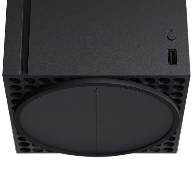 Console Xbox Series X 1TB Preto - Microsoft, Novo, Lacrado, Com Garantia ou 12X R$ 499,19 - Foto 5