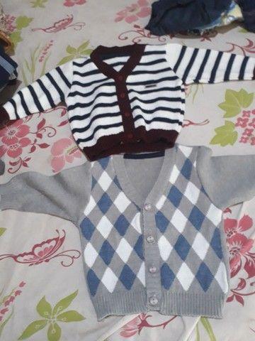 Vendo roupas de 1 ano  - Foto 3