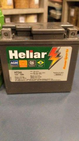 Bateria de Bis  - Foto 3