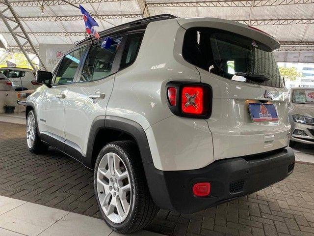 RENEGADE 2018/2019 1.8 16V FLEX LIMITED 4P AUTOMÁTICO - Foto 8