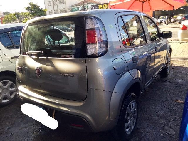 Fiat/uno 2016/2015 completa entrada de 5500 e parcelas de 599 - Foto 7