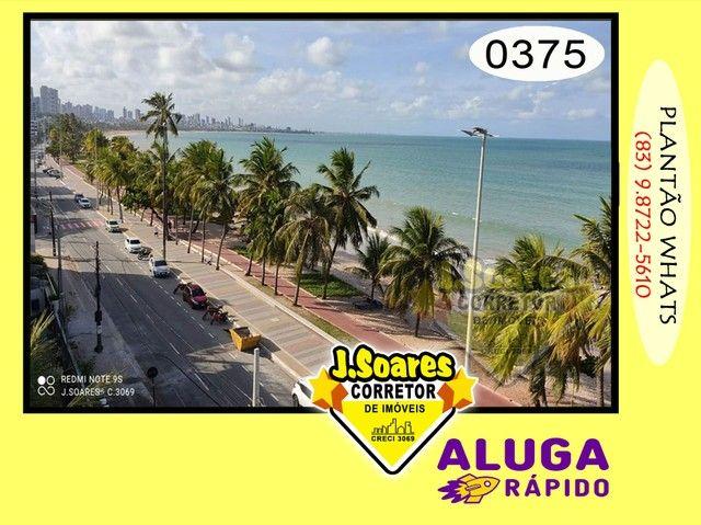 Cabo Branco,  Flat Beira mar, 33m², R$ 1.800, Aluguel, João Pessoa, Paraíba