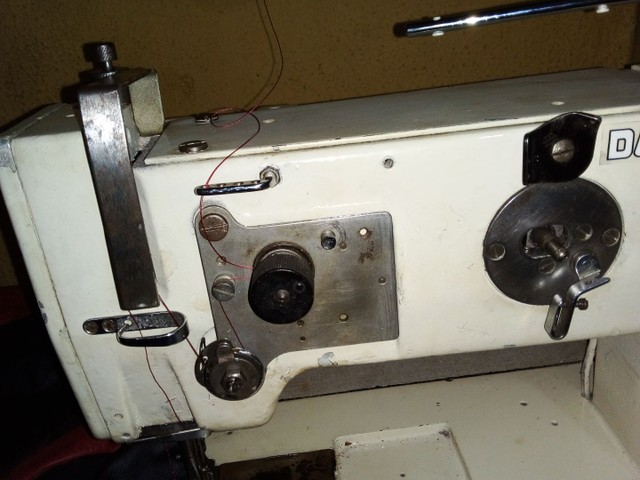 Maquina transporte triplo durkopp 267 - Foto 4