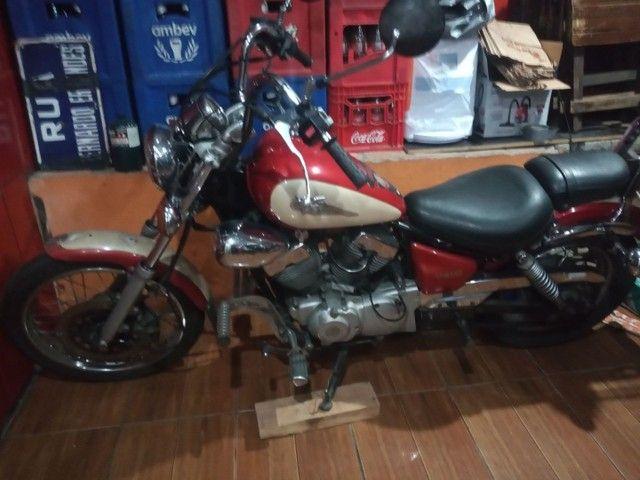 Yamaha virago 250cc 2002 - Foto 3