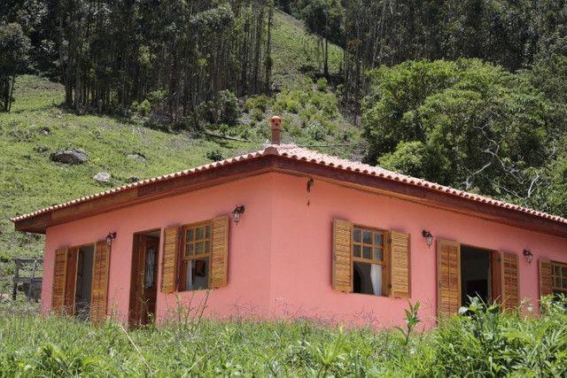 Chácara perfeita com casa em Delfim Moreira