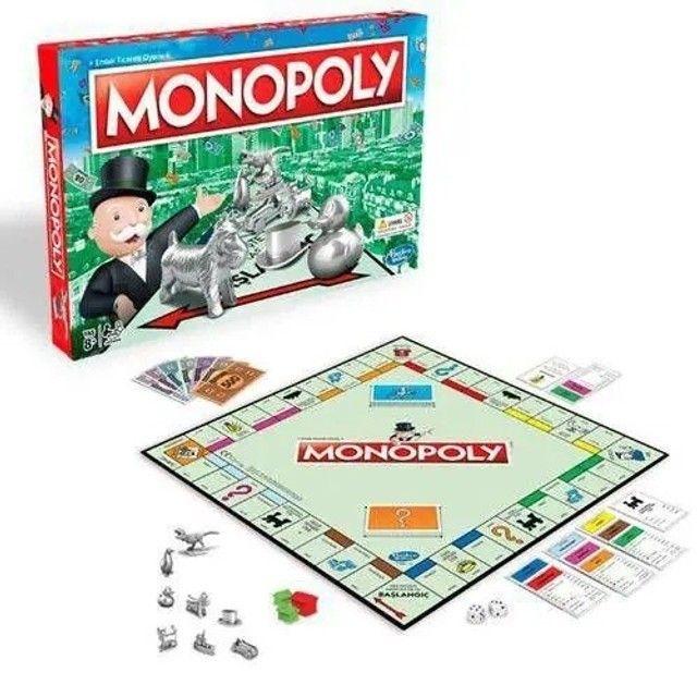 Vende-se jogo Monopoly - Foto 2