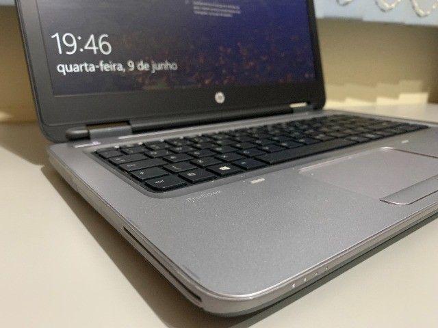 Notebook HP Probook 640 G2 Core I5 Geração 6 8Gb 240Gb SSD Nvme - Parcelo em 10x - Foto 5