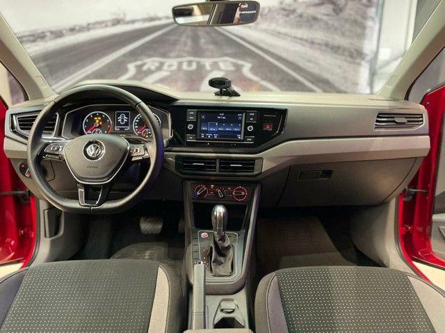 VW POLO HIGHLINE 200 TSI 1.0 FLEX AUT 2018/2018  - Foto 10