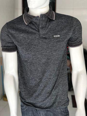Camisas Gola Polo - R$ 20,00 - Foto 6