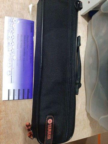 Flauta Transversal Yamaha YFL311 Japonesa - Foto 6