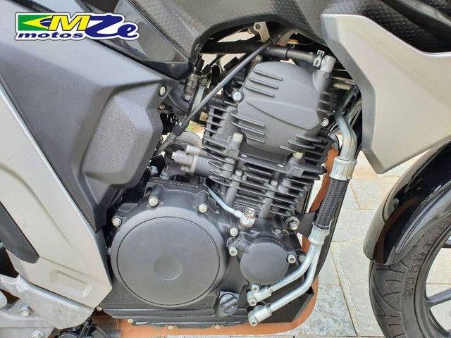 Yamaha FZ 25 Fazer 2020 Preta com 15.000 km - Foto 15