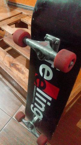Skate Feeling semi novo - Foto 4