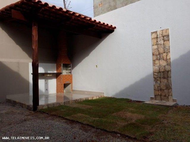 Casa para Venda em Aparecida de Goiânia, Cidade Vera Cruz, 3 dormitórios, 1 suíte, 2 banhe - Foto 16