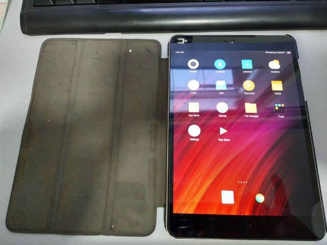 Tablet Xiaomi Mipad 3 - Vendo ou troco por celular - Foto 4