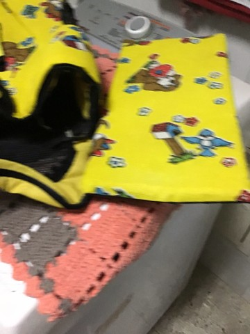 Mochila para transporte de gato - Foto 5