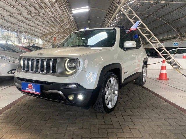 RENEGADE 2018/2019 1.8 16V FLEX LIMITED 4P AUTOMÁTICO - Foto 3