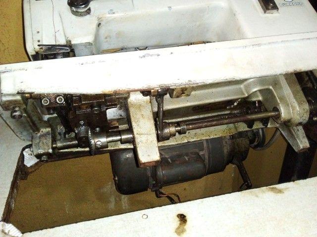 Maquina transporte triplo durkopp 267 - Foto 2