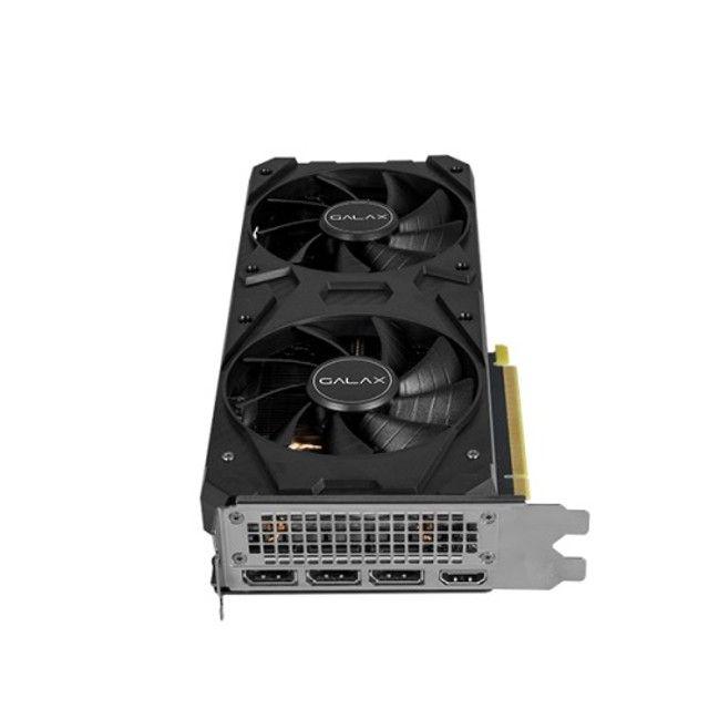 Galax GeForce Rtx 3060 (1-Click-oc LHR) 12GB Gddr6 192-bit  - Foto 2
