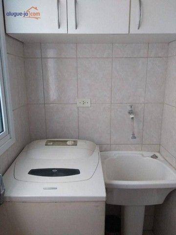Apartamento com 1 dormitório para alugar, 50 m² por R$ 1.100/mês - Centro - São José dos C - Foto 10