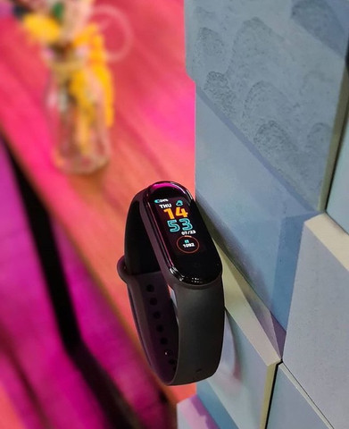 Mi Band 5 Global (em português) + brinde exclusivo - Foto 4
