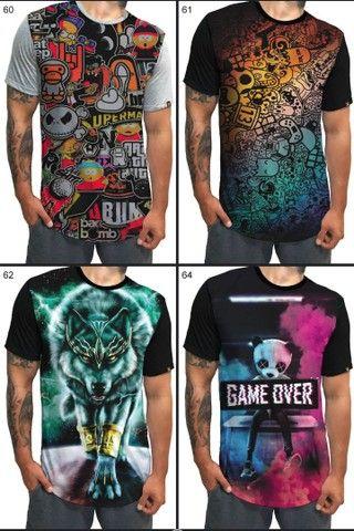 Camisetas LongLine - Foto 2