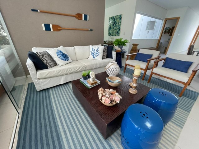 Casa de condomínio para venda possui 450000 metros quadrados com 5 quartos - Foto 8