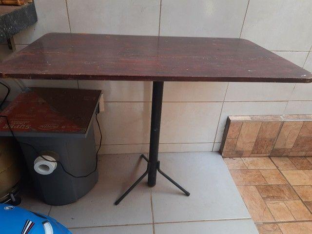 Mesa simples de trabalho  - Foto 2