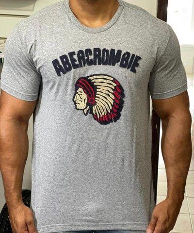 Camisas Abercrombie  70,00 - Foto 2