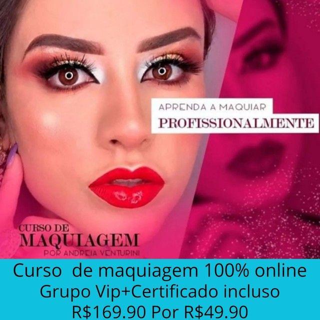 Curso de maquiagem profissional 2.0