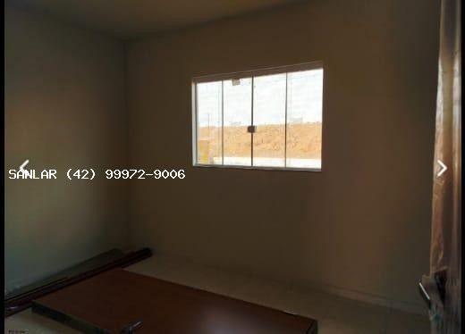 Casa para Venda em Ponta Grossa, Campo Belo, 2 dormitórios, 1 banheiro, 2 vagas - Foto 10