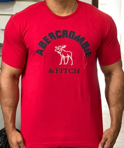 Camisas Abercrombie  70,00 - Foto 3