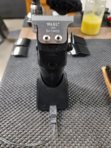 Máquina de Acabamento Wahl Detailer Cordless - Foto 2