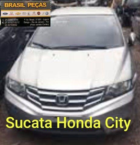 Venda de Peças Honda City