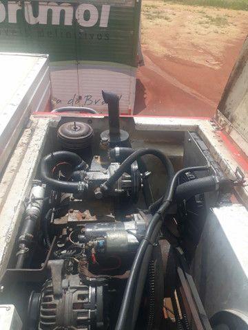 Baú frigorífico 7.50m motor a diesel - Foto 4