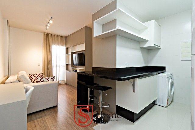 Flat para aluguel no Centro de Curitiba - Foto 2