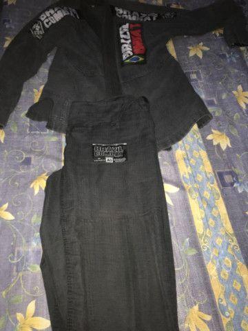 Kimono Brazil Combat A0
