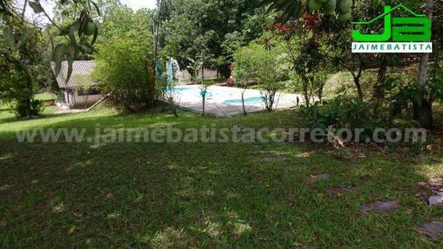 Belo sítio com 2 piscinas e 4 suítes em Vale das Pedrinhas - Foto 5