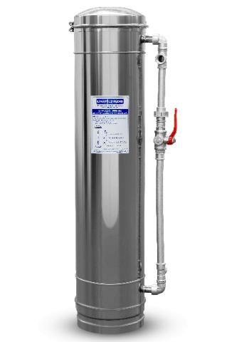 Filtro Central de Água - 1.000 litros/hora