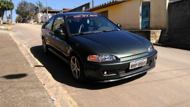 Honda Civic Coupe Exs 1.6 VTEC 16v Manual De Fabrica 95